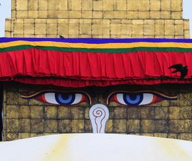 【人文天堂】尼泊尔+蓝毗尼节日人文+博卡拉雪山(特别安排5星)