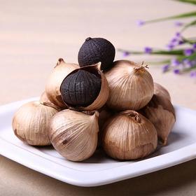 孙俪推荐独头黑蒜山东特产  美食中的黑珍珠 酸甜软糯美味养生