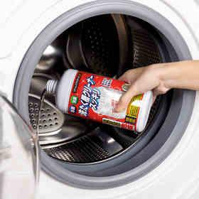 【除螨杀菌率99.99%】日本原装进口洗衣机槽清洁剂550ml