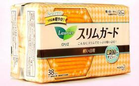 日本进口 花王乐而雅卫生巾 棉柔亲肤 舒适清爽