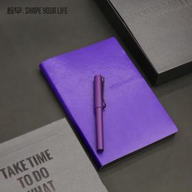 趁早主题手册-极少数手册 强者总是少数派商务精英笔记本效率手册