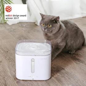 【让宠物爱上喝水】小佩PETKIT宠物智能饮水机    活水循环