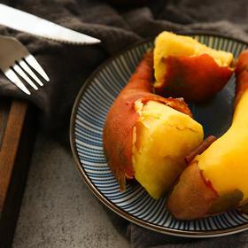 预售|简箪 红薯  四斤装 自然农法种植 黄心本味红薯 10月发货