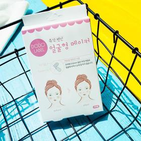 「一秒变V脸神器」韩国网红 Dodo Label提拉贴抖音同款瘦脸贴V脸神器透明隐形