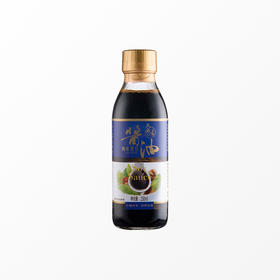 古龙天成丨两年黑豆酱油250ml 古法天然酿造酱油蒸鱼豉油