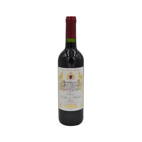 秘潮红葡萄酒2011 750ml