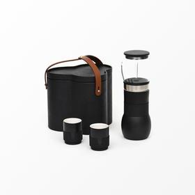 泊喜丨四合一手冲+冰滴咖啡器