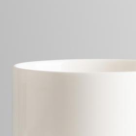 可刻字|质造3年匠心打磨?下杯经典黑白杯 定制logo创意简约陶瓷杯 情侣水杯茶杯家用