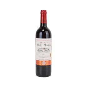 蓝兰德干红葡萄酒2014