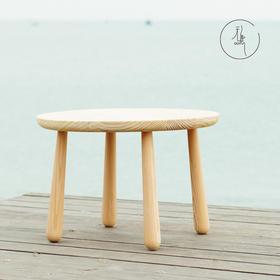无意家居+拾趣·小圆桌(65*45cm)
