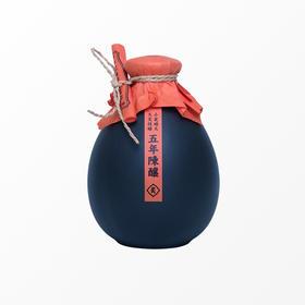 山村风物丨五年陈酿 古法手工酿造糯米酒 甜酒 低度酒 500ml