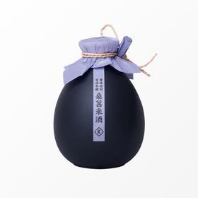 山村风物丨桑葚米酒 原酿糯米酒甜米酒 低度酒女士甜酒