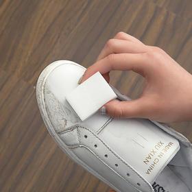 抖音同款 日本LEC纳米海绵魔力擦神奇海绵擦清洁去污擦鞋海绵神器魔力海绵