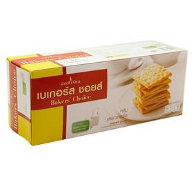泰国进口 帝皇牌奶油味饼干粗粮饼干 240g