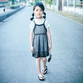蕾丝裙套装