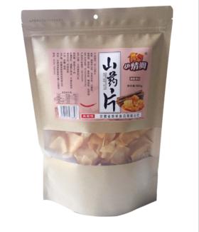 网红零食 山药片 薯片180g*4袋番茄味麻辣味