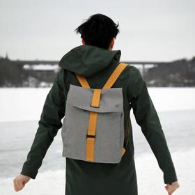 北欧防水男女双肩通勤包 斜挎包 | 未行原创