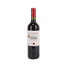 传统庄园红葡萄酒2015