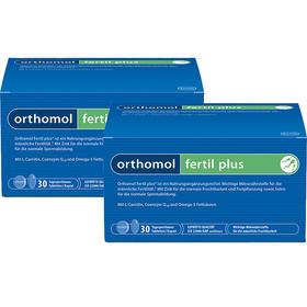 2盒装 | 【健康备孕】德国 奥适宝 Orthomol 男性备孕维生素 30袋*30天量