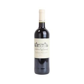 蓝萨干红葡萄酒2015