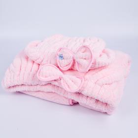 浴裙浴帽套装