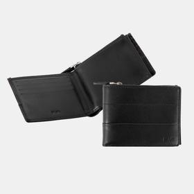 NAVA 真皮牛皮多卡位多口袋两折钱包 | 3 款(意大利)