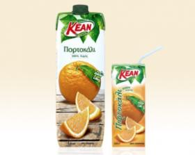 KEAN渴恩欧洲进口橙汁1000ml