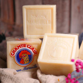 【买就送1块】意大利进口马赛皂 婴儿洗衣皂 内衣皂香皂 温和不刺激 实发三块300g组合装包邮