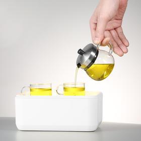随身旅行功夫玻璃过滤泡茶壶茶具套装 茶壶茶杯便携礼品定制
