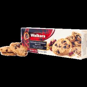 沃尔克斯燕麦蔓越莓酥饼干150g