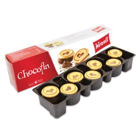 万恩利夹心饼干瑞士进口零食巧客芳巧克力慕斯味100g包邮糕点点心