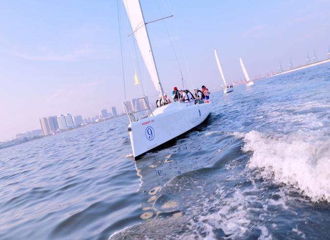 秦皇岛1小时帆船体验