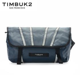 TIMBUK2欧美时尚邮差包大学生单肩背包旅行包潮男斜挎包手提包女 青灰色Circuit信使包