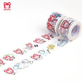 阿狸手绘纸胶带