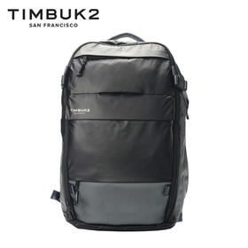 TIMBUK2美国新款双肩背包男防水反光旅行包死飞骑行电脑背包 音速黑Parker轻量背包