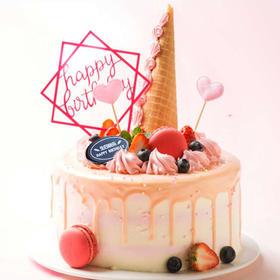 洛丽塔蛋糕