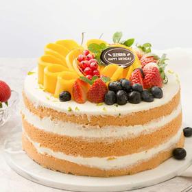 浆果森林蛋糕
