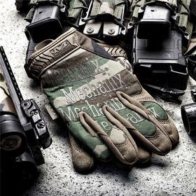 【海豹部队御用】美国Mechanix超级技师战术手套
