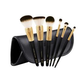 「一套搞定完整妆容」美国Milani化妆刷套装6支刷套粉底刷修容刷眼影刷散粉刷高光刷调色刷