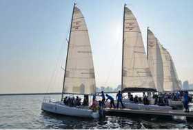 帆船体验-团队建设