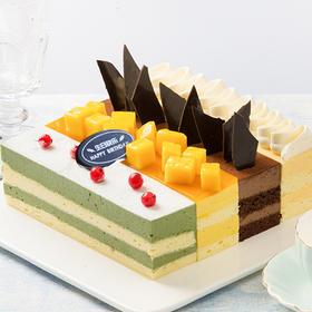 慕斯花园 蛋糕