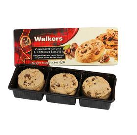 沃尔克斯楱果巧克力颗粒饼干150g
