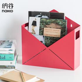 纳谷 | Domain 铁艺杂志收纳盒