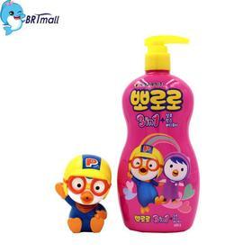儿童沐浴露进口啵乐乐三合一洗发水香波护发素沐浴儿童婴幼儿洗护