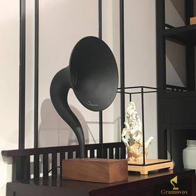 美国Gramovox gramophone蓝牙留声机音响格莱美复古音箱喇叭扬声器