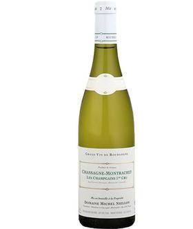 帝龙庄园夏莎妮蒙哈榭商甘干白葡萄酒2015/Domaine Michel Niellon Chassagne Montrachet Les Champgains 1er Blanc 2015