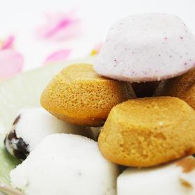 隆客多 特色多味发糕(红糖/黑米/桂花/葡萄干/红豆)