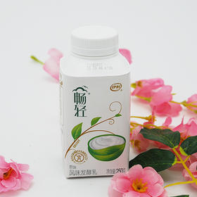 伊利畅轻原味酸奶250g