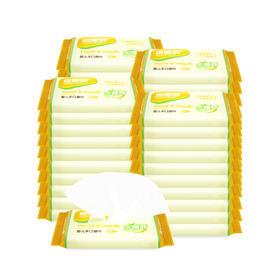 可爱多木糖醇婴儿便携湿巾10抽*40包