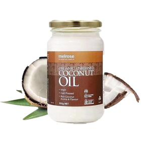 范冰冰推荐 | 澳洲 Melrose进口初榨冷压天然护发椰子油 护发/护肤/卸妆
